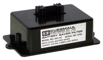 KUSSMAUL Battery Saver Filter