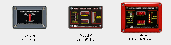 optional indicators for 091-187-12-remote