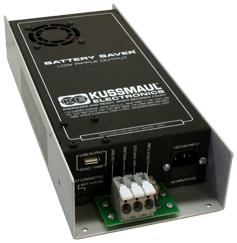 KUSSMAUL Battery Saver LR HO w/ USB 20A, total output