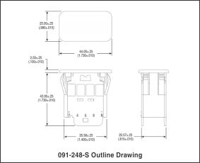 outline drawing 091-248-s