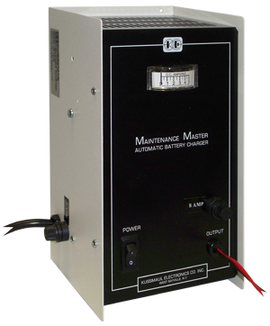 KUSSMAUL Maintenance Master 5A, 12V charge rating