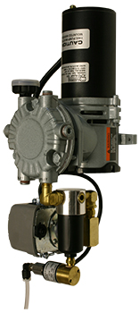 auto pump 12 volt with auto drain