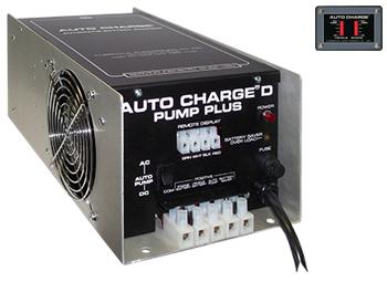 KUSSMAUL Auto Charge D Pump Plus