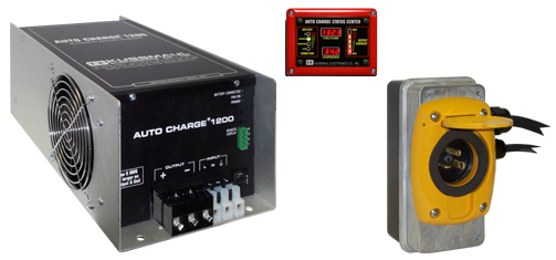 KUSSMAUL AUTO CHARGE 1000 SUPER 15AMP KIT